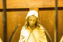 Статуя нашей дамы Стоковые Фото