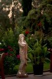 Статуя нашей дамы Стоковые Фотографии RF