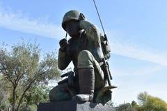 Статуя на капитолии положения Аризоны стоковые фото