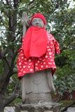Статуя нося рисберму в Asakusa Стоковая Фотография