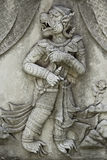статуя обезьяны Стоковые Фотографии RF