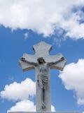 Статуя погоста Otrobanda стоковые фото