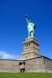 статуя постамента вольности Стоковая Фотография RF