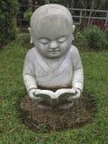 Статуя послушников Стоковое Фото