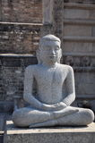 статуя раздумья Будды Стоковое фото RF