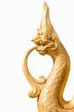 Статуя дракона. Стоковые Фотографии RF
