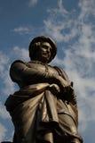 Статуя Рембрандт Стоковое Изображение RF