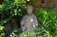 Статуя римского гражданина Стоковое Изображение RF