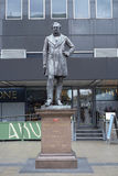 Статуя Роберта Stephenson стоковые изображения rf