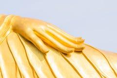Статуя руки Будды Стоковые Изображения RF