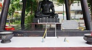 статуя руки Будды Стоковая Фотография