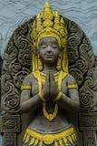 Статуя руки Стоковые Фото
