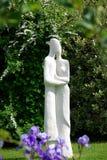 статуя сада Стоковое Изображение