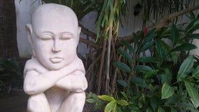 Статуя сада Бали Стоковые Фотографии RF