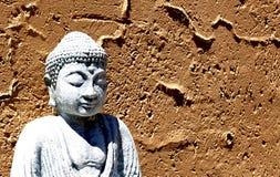 Статуя сада Будды Стоковые Фото