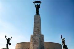 Статуя свободы, Будапешт Стоковые Фото