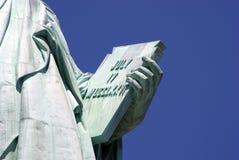 Статуя свободы - деталь 01 Стоковое Изображение