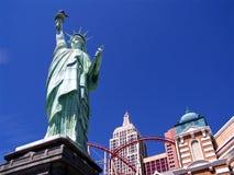 Статуя свободы 2 Лас-Вегас Стоковые Изображения