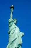 Статуя свободы, Нью-Йорк, США Стоковые Изображения