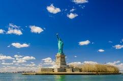 Статуя свободы Стоковое Изображение