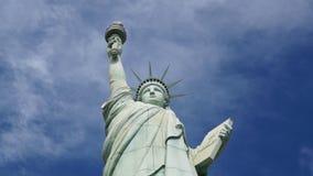 Статуя свободы видеоматериал
