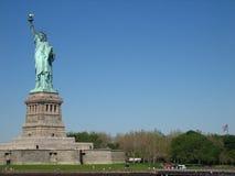 Статуя свободы Стоковые Изображения