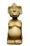 Статуя Сибиря языческая Стоковое Фото
