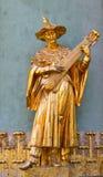 Статуя скульптуры Стоковая Фотография