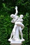 Статуя скульптуры Стоковое Изображение
