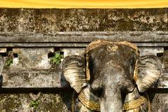 Статуя слона Азии стоковые фото