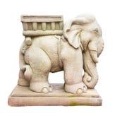 статуя слона стоковое изображение