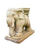 статуя слона Стоковые Фотографии RF