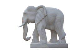 Статуя слона Стоковые Изображения RF