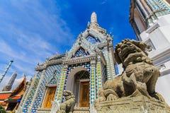 Статуя собаки Стоковые Фото