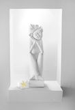 статуя спы balinese Стоковая Фотография