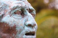 статуя стороны s Стоковые Фотографии RF