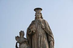 статуя судьи Стоковая Фотография RF