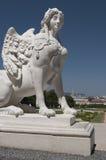 Статуя сфинкса Стоковое Изображение RF