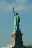 статуя США york вольности новая Стоковое Изображение