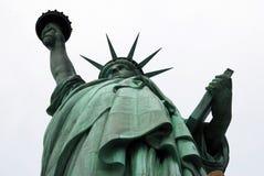 статуя США york вольности новая Стоковая Фотография RF