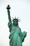 статуя США york вольности новая Стоковые Изображения
