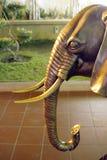 Статуя слона стоковые изображения