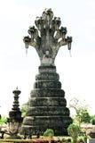 статуя Таиланд nong Лаоса kha идола i Стоковое Фото