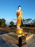 Статуя Таиланд Будды Стоковые Изображения
