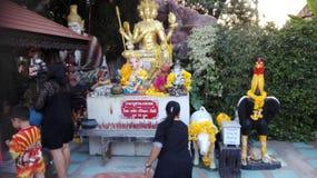 статуя тайская Стоковое Изображение RF