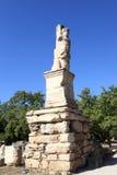 Статуя тритона Стоковые Фотографии RF