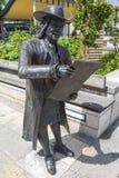 Статуя Уильям Пенн в Бристоле стоковая фотография rf