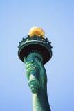 Статуя факела вольности Стоковые Изображения RF