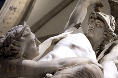 Статуя Флоренс Италия Palazzo Vecchio Стоковые Фото