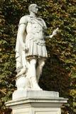 Статуя цезаря стоковое изображение rf